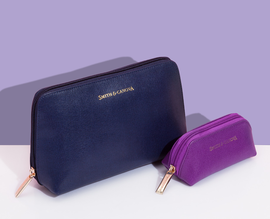 Smith & Canova - Makeup Bags