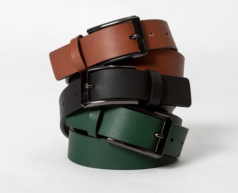 Smith & Canova - Men's Leather Belts