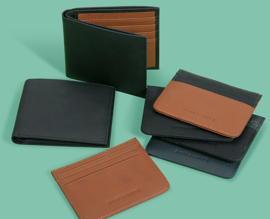 Smith & Canova - Men's Leather Wallets